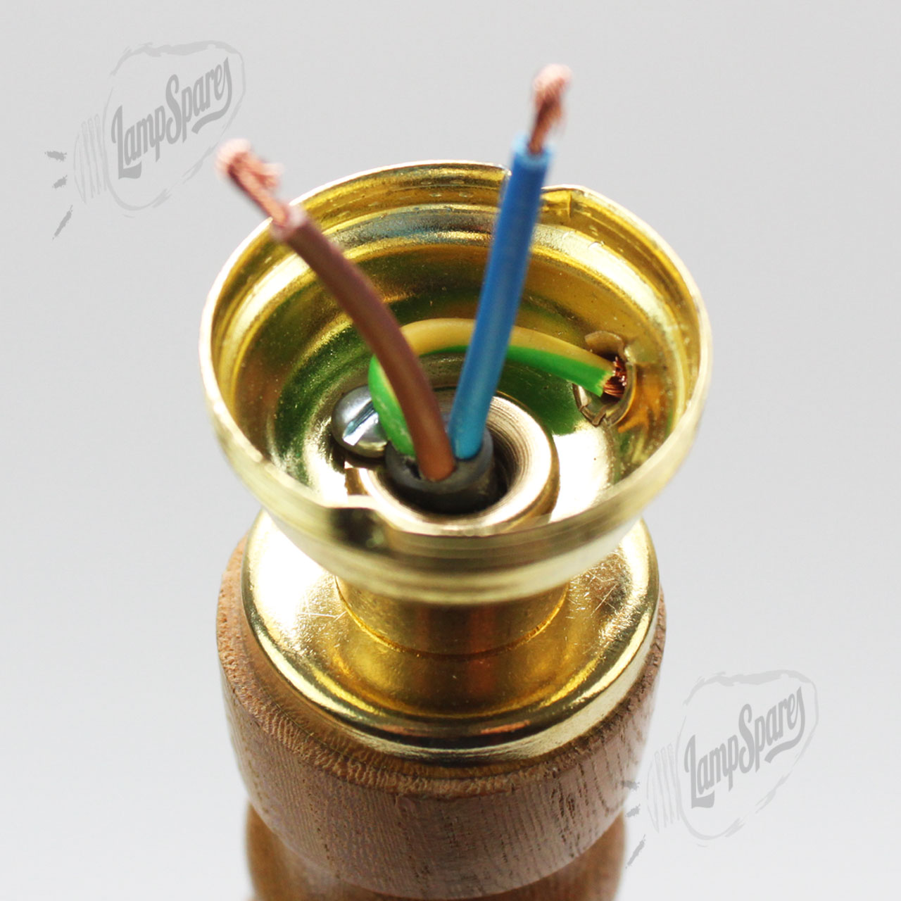 How To Wire A Bc Lampholder Wiring Plug In Spain
